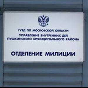 Отделения полиции Омсукчана
